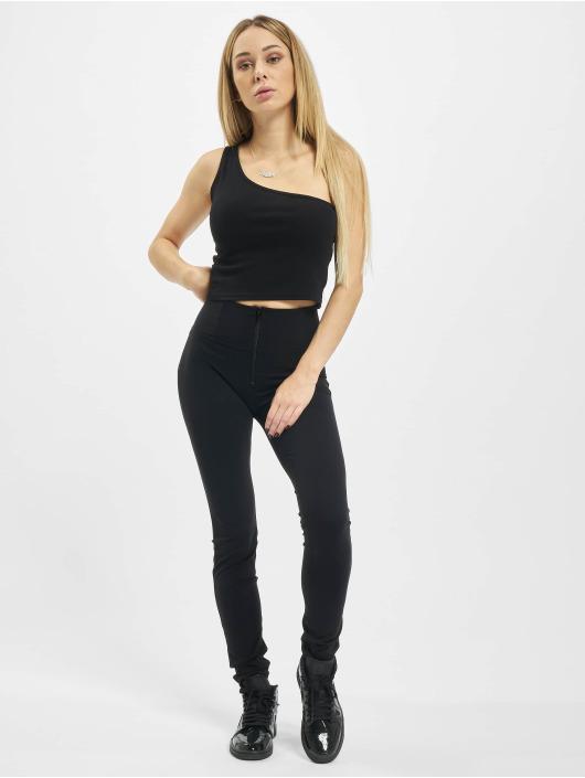 Freddy Skinny Jeans Highwaist Diwo Pro black