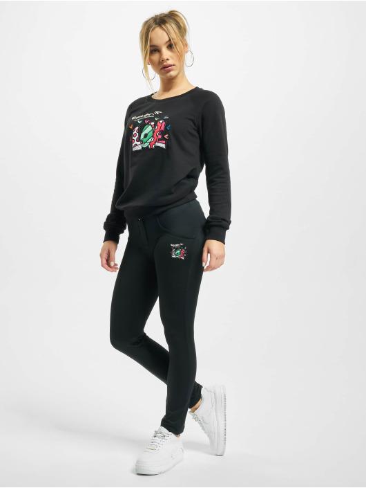 Freddy Skinny Jeans Regular 7/8tel black