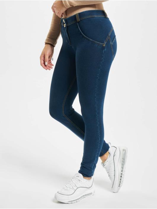 Freddy Skinny Jeans WR.UP Denim Regular Waist blau