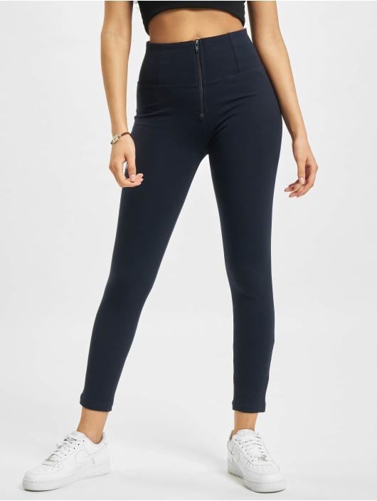 Freddy Skinny Jeans WR.UP 7/8 High Waist Super Skinny blau