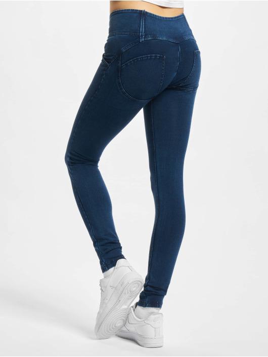 Freddy Skinny Jeans Medium Denim blau