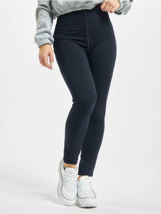 Freddy Skinny Jeans Basic High Waist blue