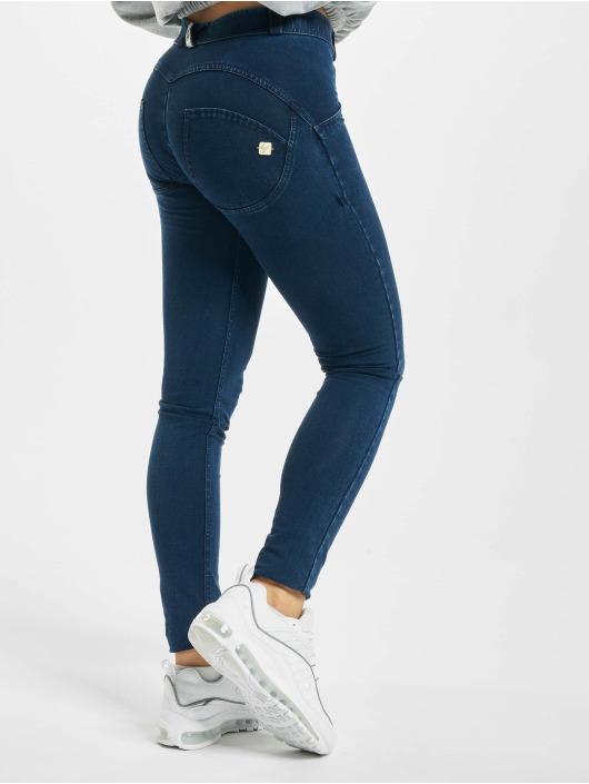 Freddy Skinny Jeans WR.UP Denim Regular Waist Skinny blue