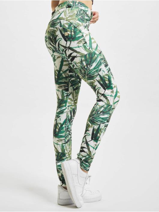 Freddy Skinny Jeans WR.UP D.I.W.O Regular Waist Skinny Jungle-Print colored
