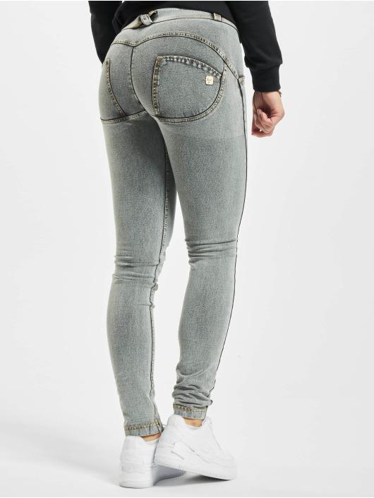 Freddy Skinny Jeans Regular grau