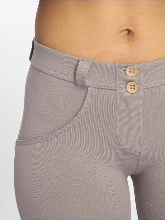 Freddy Skinny Jeans Regular Waist 7/8 gray
