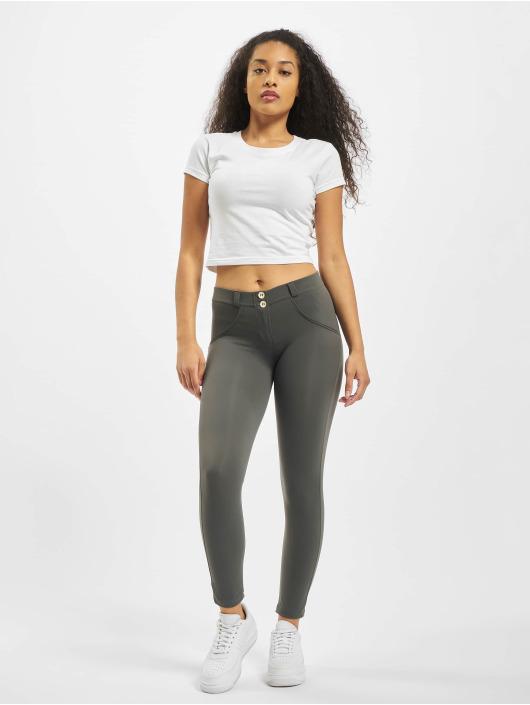Freddy Skinny Jeans 7/8 gray