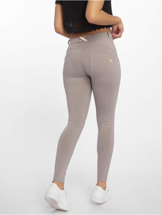 Freddy Skinny Jeans Regular Waist 7/8 grey
