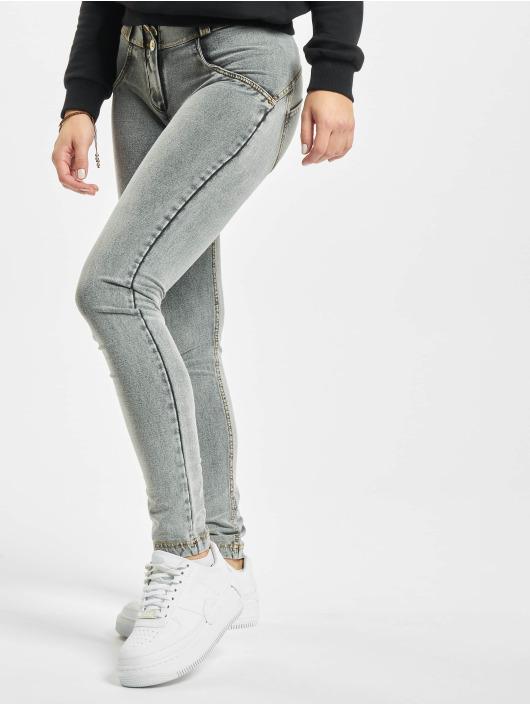 Freddy Skinny Jeans Regular Super Skinny grey