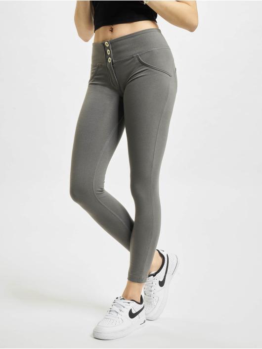Freddy Skinny Jeans WR.UP 7/8 Mid Waist Super Skinny grey