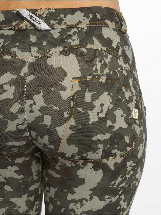 Freddy Skinny jeans Regular Waist Super kamouflage