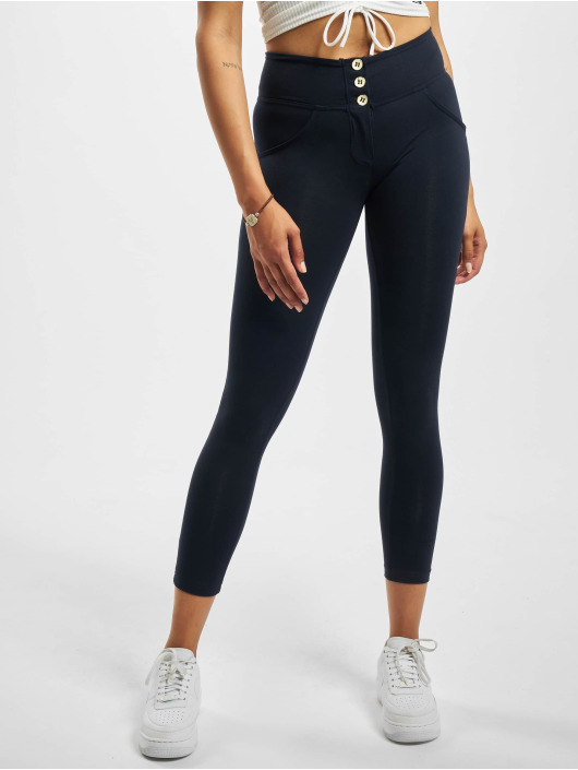Freddy Skinny Jeans 7/8 Pants modrý