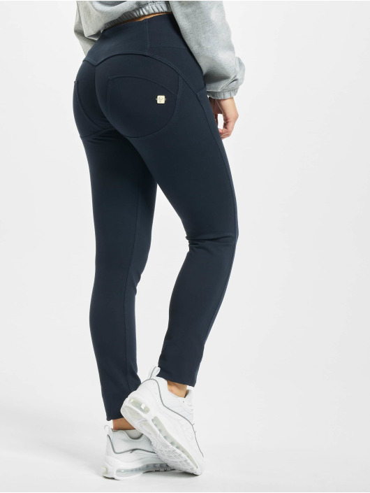 Freddy Skinny Jeans Basic niebieski