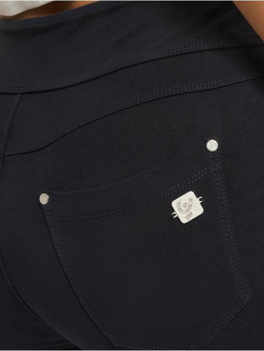Freddy Skinny Jeans Now Regular Cotton Medium Waist niebieski