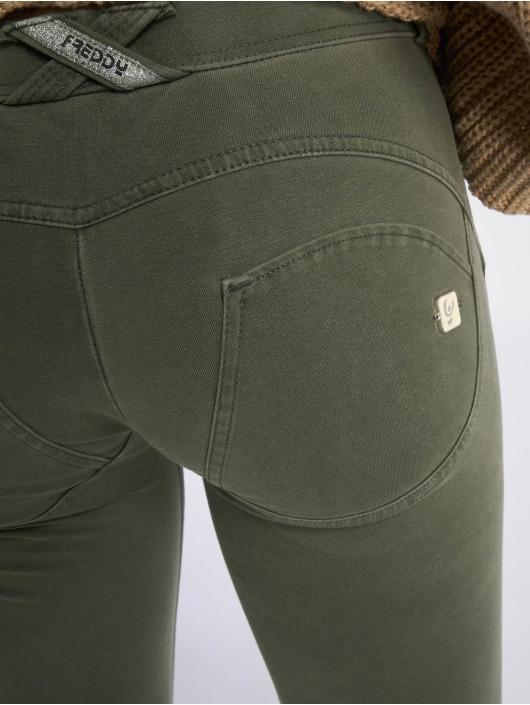 Freddy Skinny jeans Regular oliv