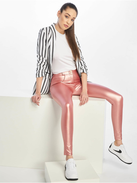 Freddy Skinny Jeans Regular Waist pink
