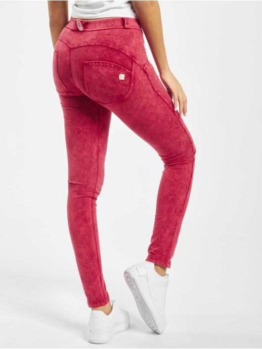 Freddy Skinny Jeans Regular rot