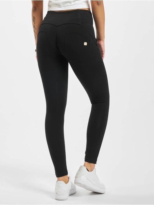 Freddy Skinny Jeans 7/8 Pants schwarz