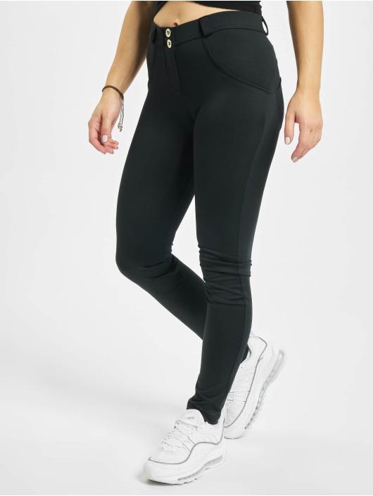 Freddy Skinny Jeans WR.UP D.I.W.O. Regular Waist Super Skinny schwarz