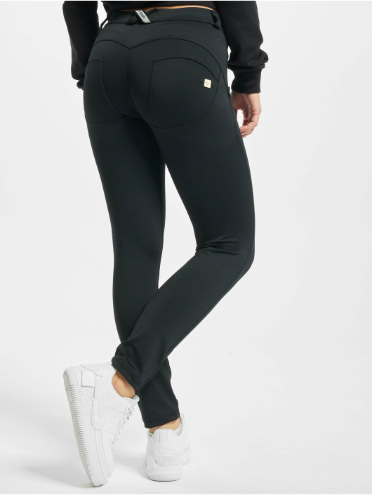 Freddy Skinny Jeans Regular 7/8tel schwarz