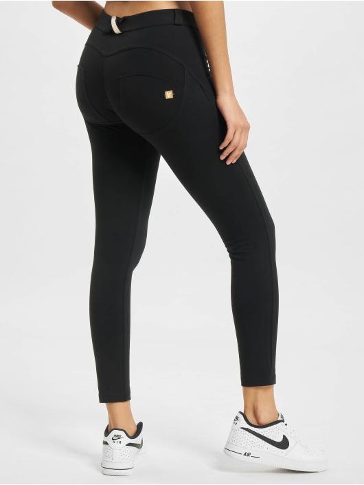 Freddy Skinny Jeans WR.UP 7/8 Regular Waist Super Skinny schwarz