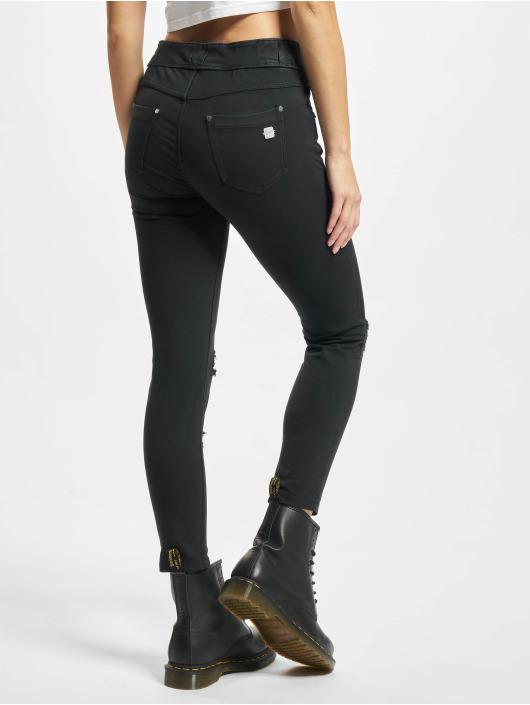 Freddy Skinny Jeans Now Regular 7/8 Medium schwarz