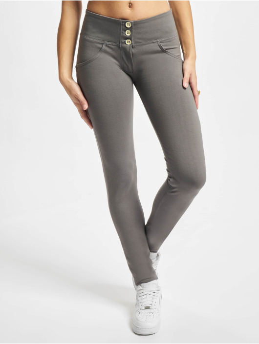 Freddy Skinny Jeans Basic Medium szary