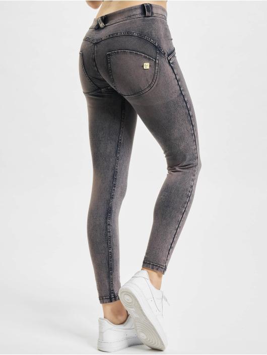Freddy Skinny Jeans WR.UP Denim 7/8 Regular Waist Super Skinny violet