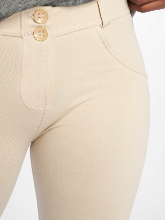 Freddy Tynne bukser Regular Waist 7/8 beige