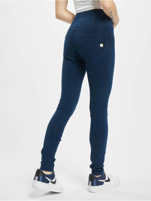 Freddy Tynne bukser Highwaist blå
