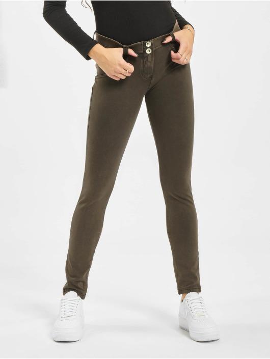 Freddy Tynne bukser Regular brun