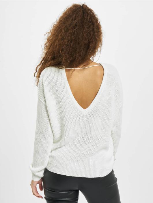 Fresh Made Пуловер Jannah белый