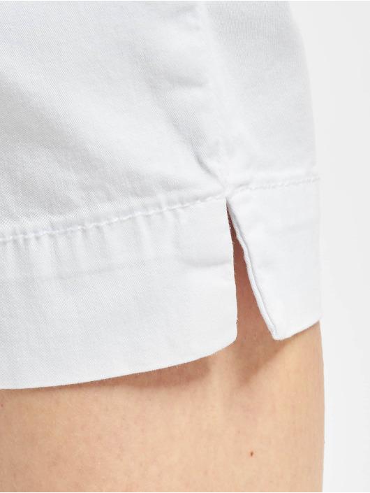 Fresh Made Шорты Belt Capri белый