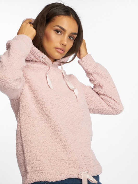 Fresh Made Hoody Fleece rosa