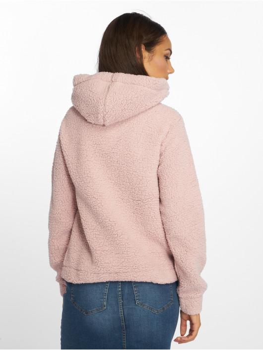 Fresh Made Hupparit Fleece roosa