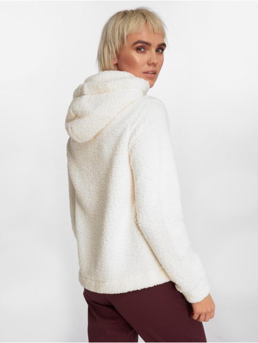Fresh Made Hupparit Fleece valkoinen