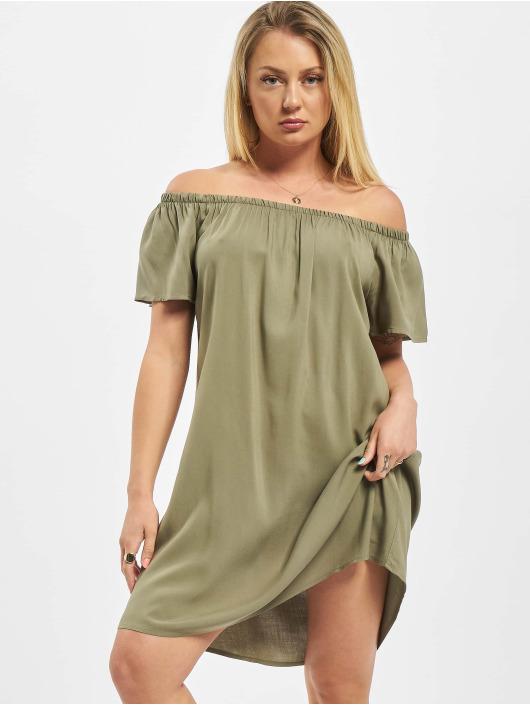 Fresh Made jurk Abbey olijfgroen
