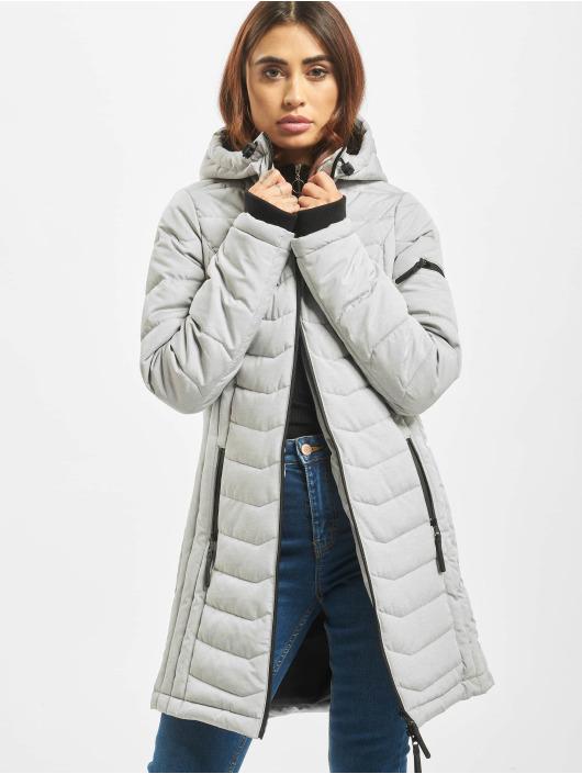 Fresh Made Kabáty Lotta šedá