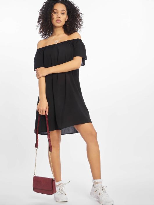 Fresh Made Kleid Denim schwarz