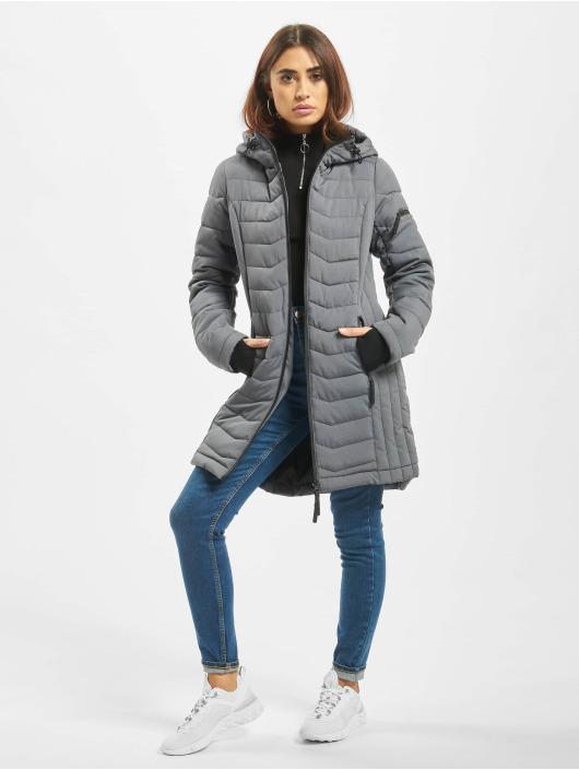 Fresh Made Lightweight Jacket Lotta grey