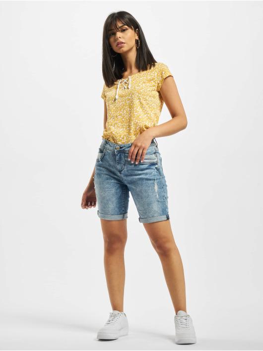 Fresh Made Pantalón cortos Bermuda azul