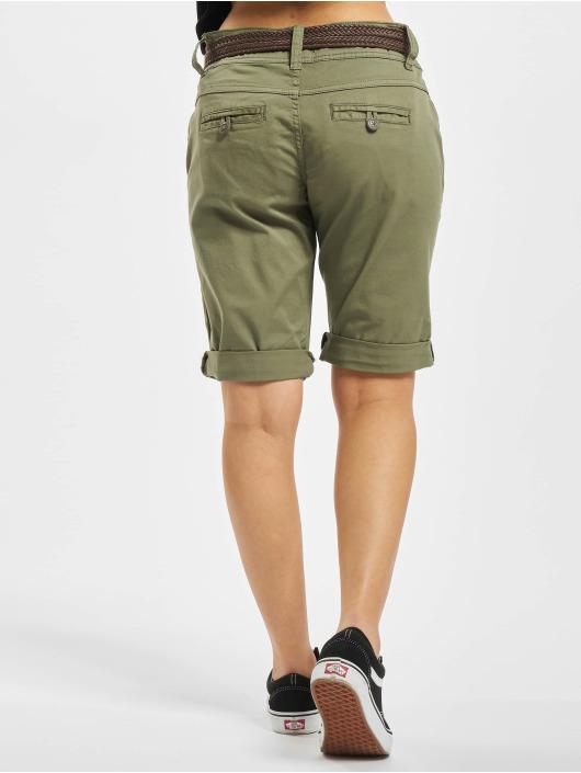 Fresh Made Pantalón cortos Bermuda oliva