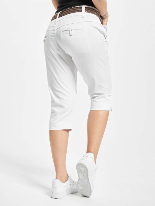Fresh Made Short Belt Capri blanc