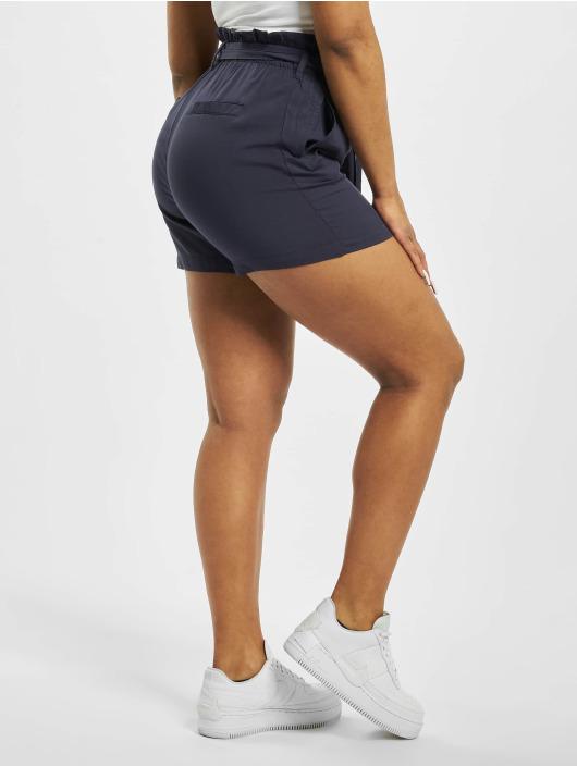 Fresh Made Shorts Elastic Waistband blå