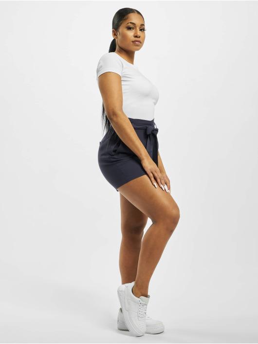Fresh Made Shorts Elastic Waistband blau