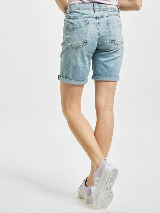 Fresh Made Shorts Bermuda blau