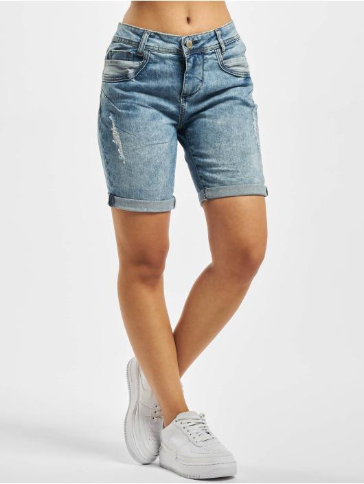 Fresh Made Shorts Bermuda blu