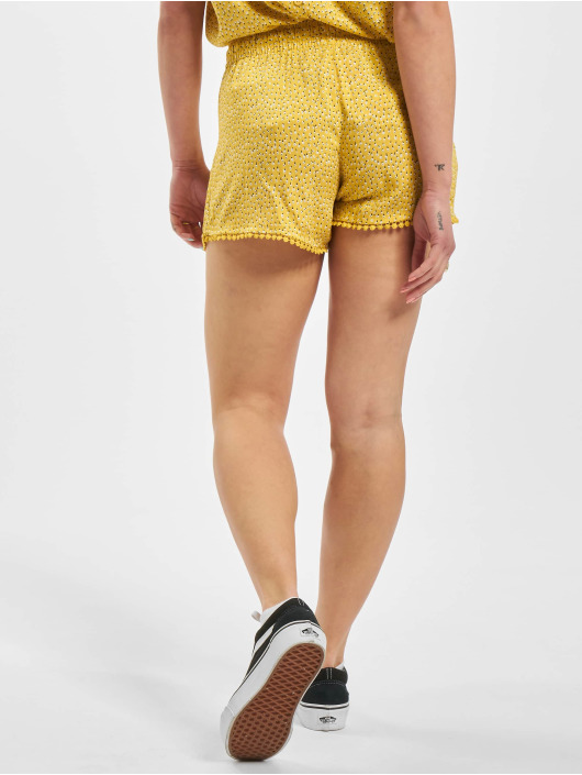 Fresh Made shorts Allover geel