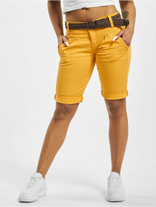 Fresh Made Shorts Belt Bermuda gul