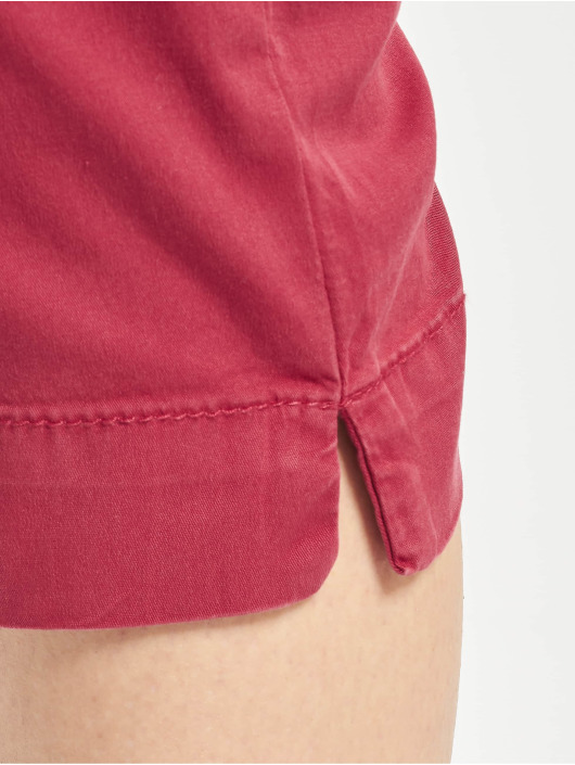 Fresh Made Shorts Belt Capri red